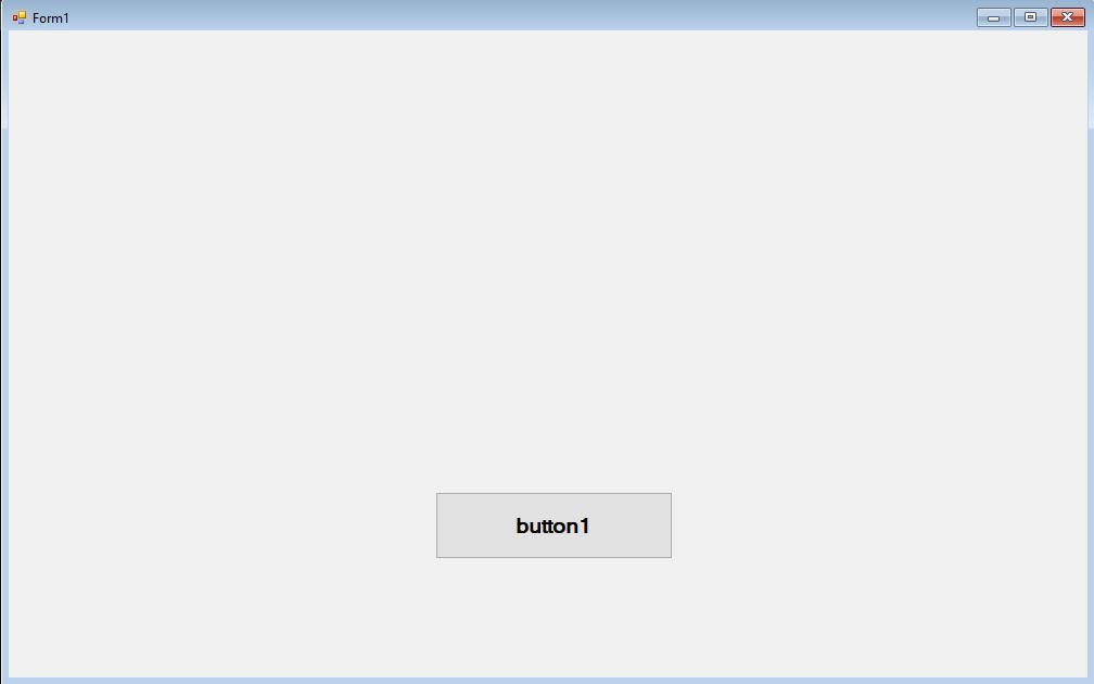 آشنایی با محیط ویندوز فرم