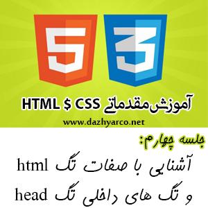 صفات تگ html - تگ meta
