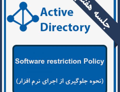 آموزش Software restriction Policy